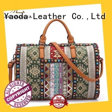 ANGEDANLIA designer bohemian handbags wholesale Large capacity for girls