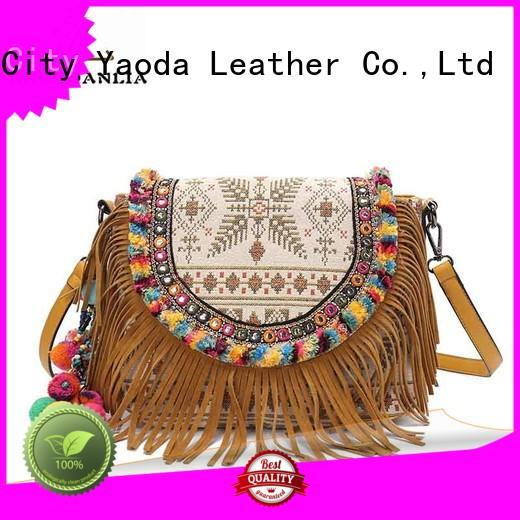 ANGEDANLIA stylish boho tote bags for lady