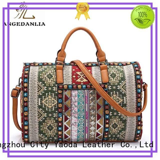 bag boho tote bags for lady ANGEDANLIA