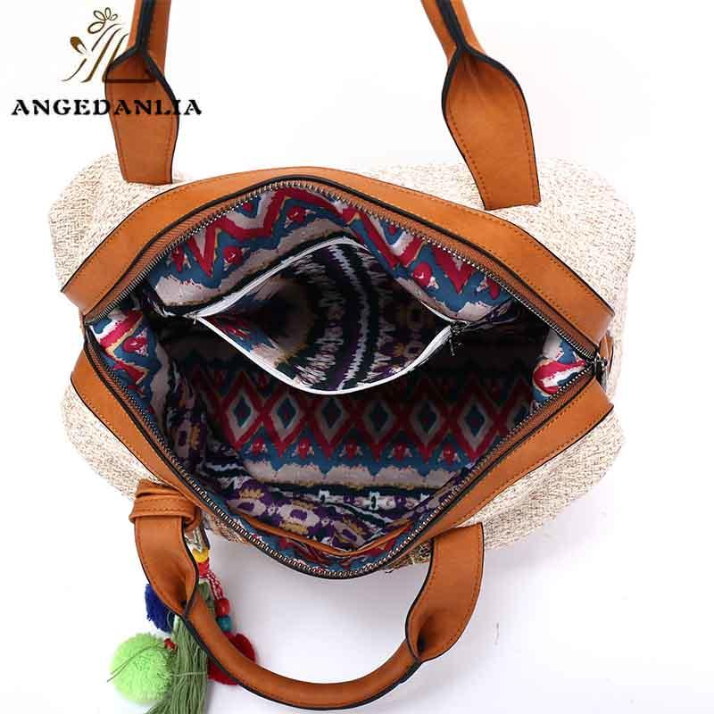 4381 Handmade Gypsy vintage Banjara Suede Leather Shoulder Bag