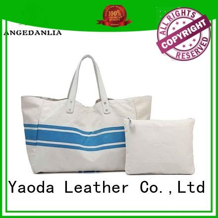 red canvas bag natural for lady ANGEDANLIA