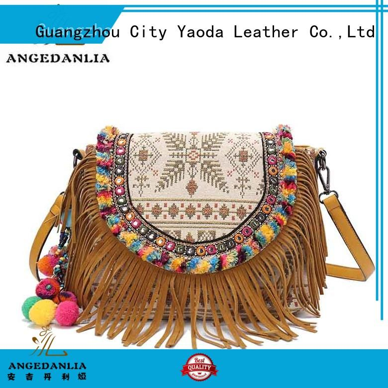 ANGEDANLIA stylish hippie boho bags wholesale for women