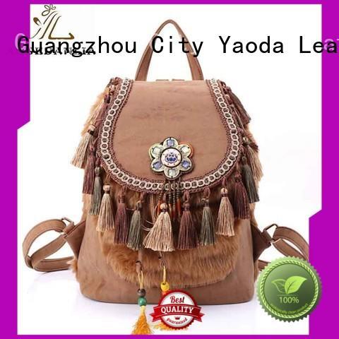 ANGEDANLIA stylish boho travel bag good quality for women