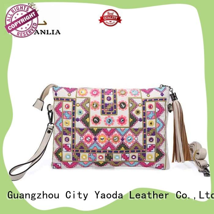 ANGEDANLIA stylish boho hippie bags uk embroidery for travel
