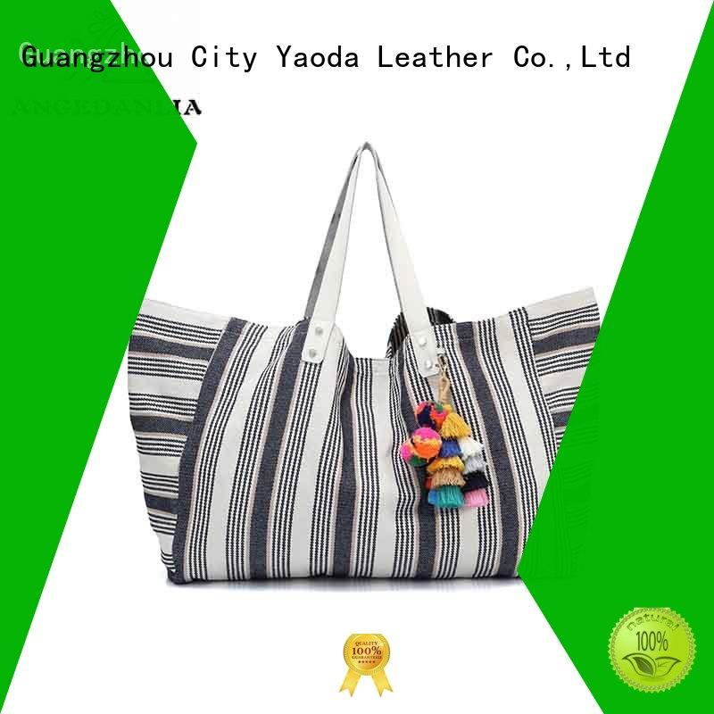 ANGEDANLIA fashion cheap canvas bags Chinese for travel