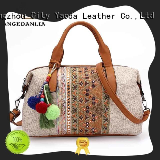 ANGEDANLIA clutch boho travel bag Large capacity for women