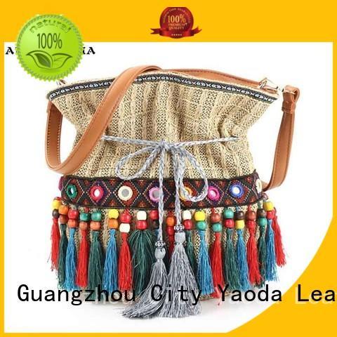 ANGEDANLIA bag boho style purse wholesale for women
