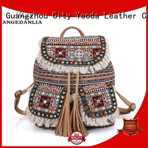 colorful embroidered boho bag womens for girls