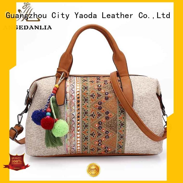 4381 Handmade Gypsy vintage Banjara Suede Leather Shoulder Bag