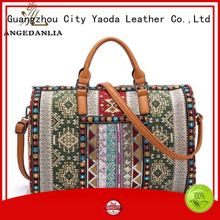 stylish boho chic bags embroidery good quality for lady
