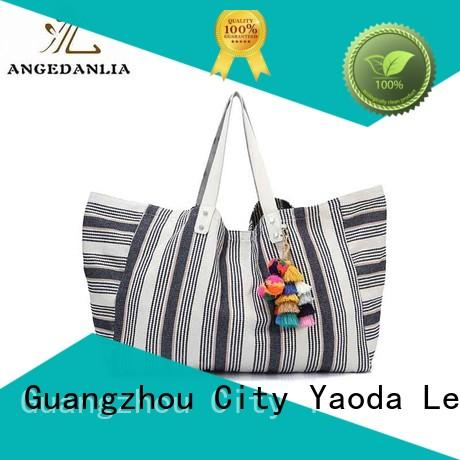 ANGEDANLIA fashion Customised Canvas Bag Chinese for shopping