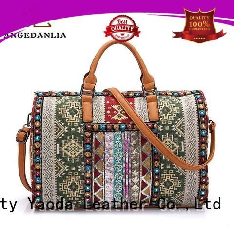 Bonia beaded womens boho ethnic traveling bag messenger handbags