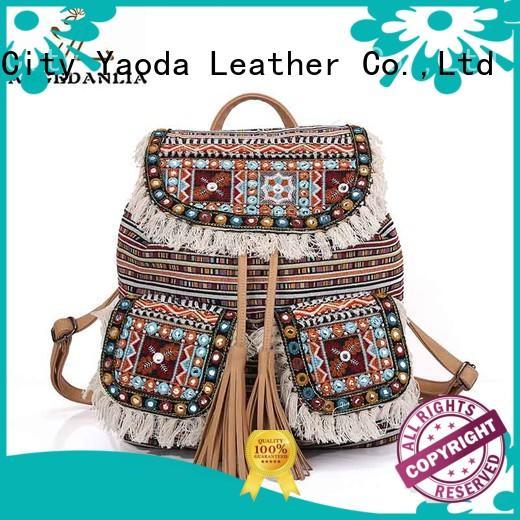 ANGEDANLIA tassel wholesale bohemian bags wholesale for girls