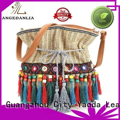 ANGEDANLIA stylish boho shoulder bag for girls