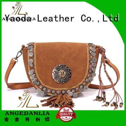 ANGEDANLIA designer bohemian purses and bags for women