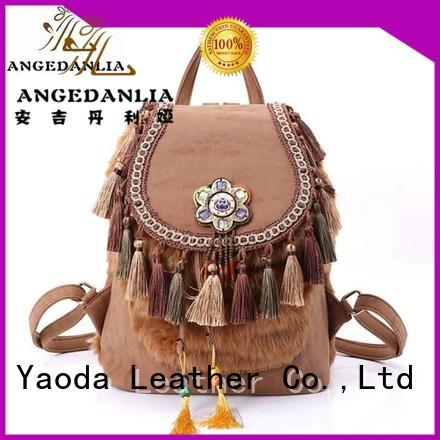 bohemian tote bag traveling cute Bulk Buy beaded ANGEDANLIA