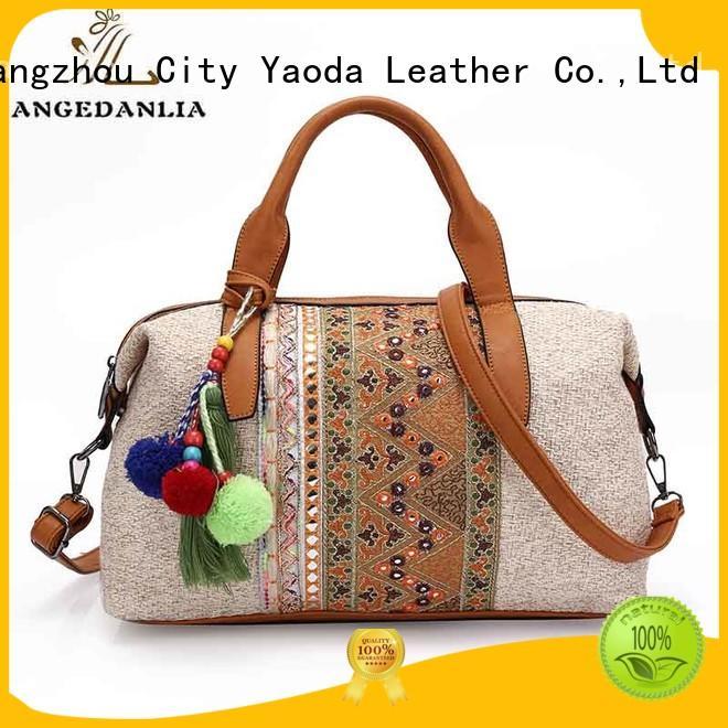 ANGEDANLIA bags boho handbags for women