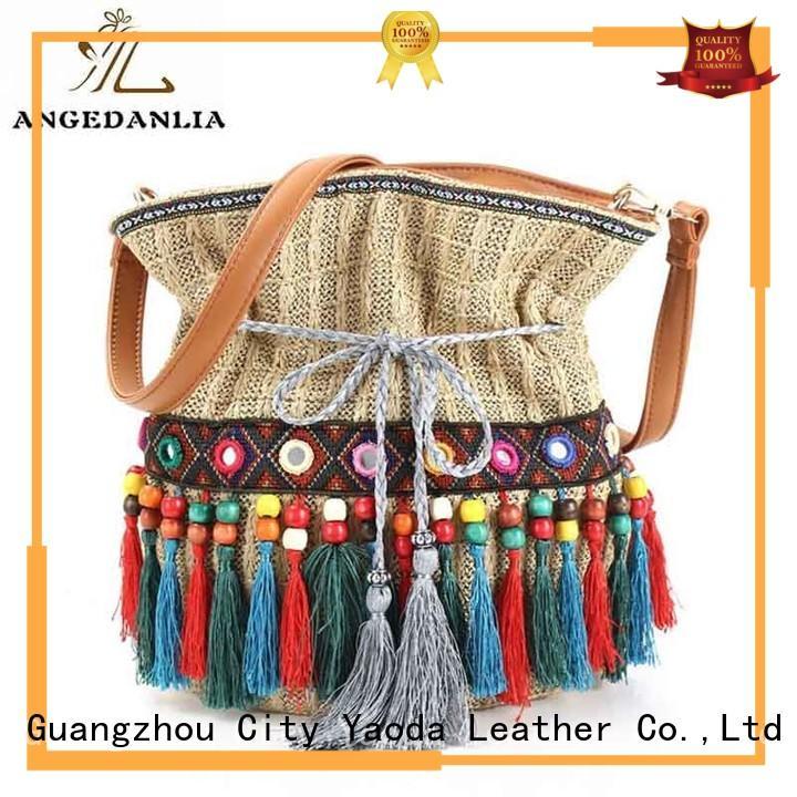 embellished style boho bags ANGEDANLIA Brand