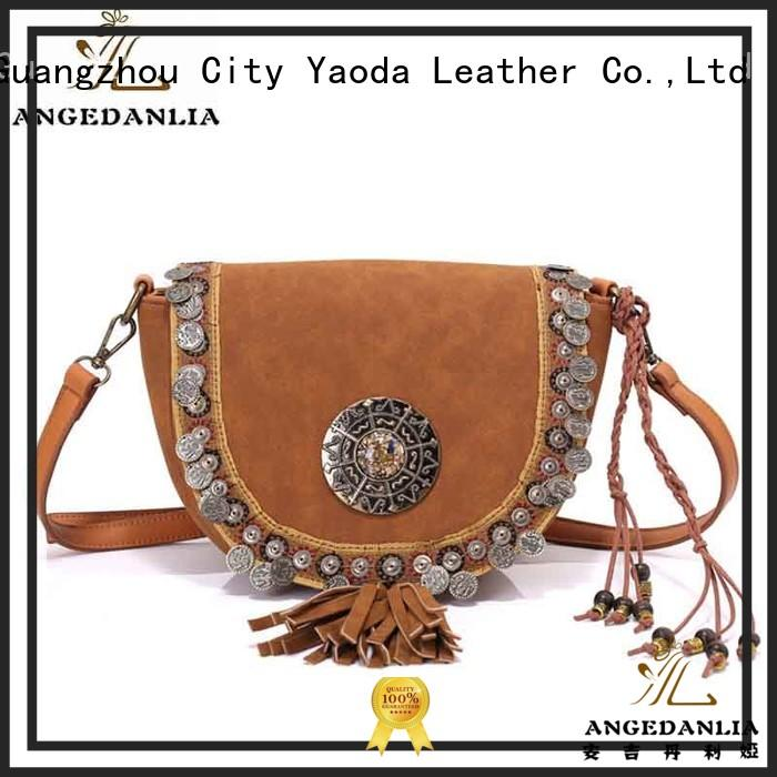 lady bohemian bags traveling for girls ANGEDANLIA