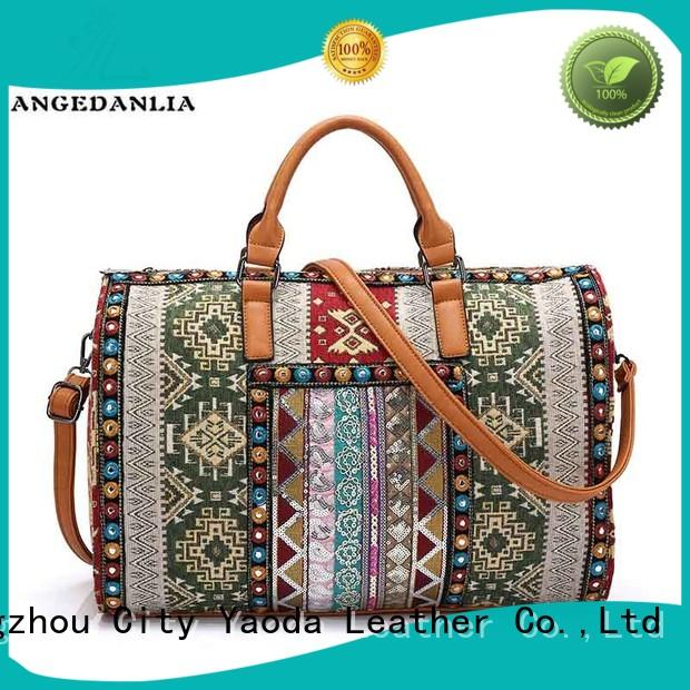 Bonia beaded womens boho ethnic traveling bag messenger handbags