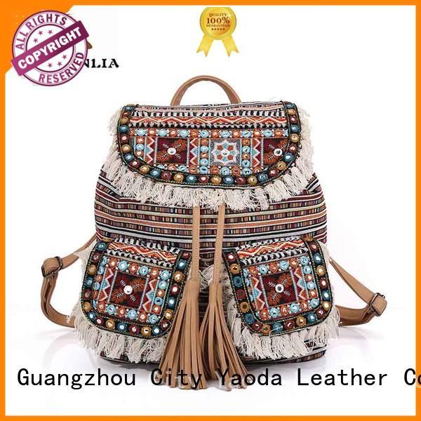 ANGEDANLIA envelope boho cross body bags wholesale for travel