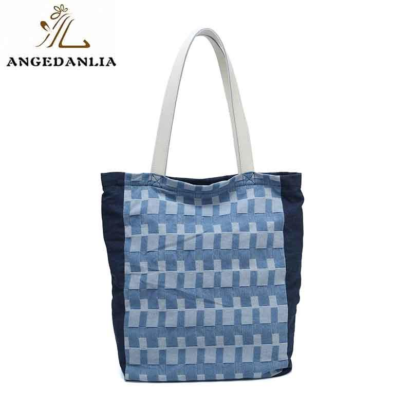 wholesale simple handbag genuine leather lady designer handbag