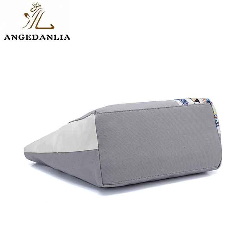 China factory custom beach tote bag top designers fashion pu/genuine leather handbags handbag