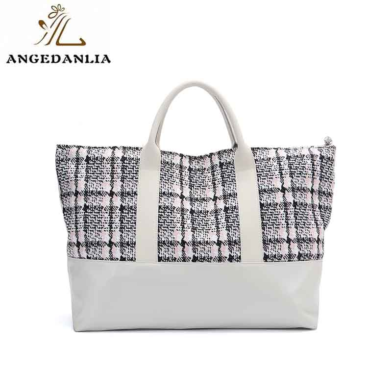 ANGEDANLIA customized canvas bag printing on sale for travel-6