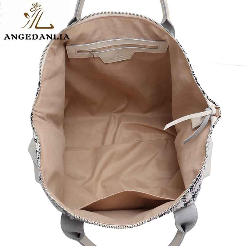 ANGEDANLIA customized canvas bag printing on sale for travel-7