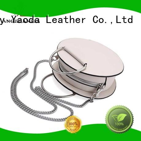 leather weekend bag ladies handbag Warranty ANGEDANLIA