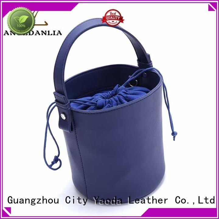 vintage pu tote bag elegant manufacturer for school