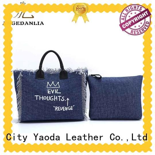 unique designer canvas handbags mat on sale for shopping