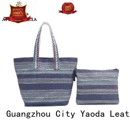 Wholesale bag canvas tote bags ANGEDANLIA Brand