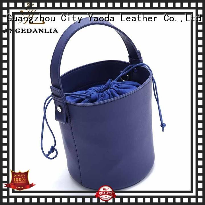 elegant soft leather handbags manufacturer for women ANGEDANLIA