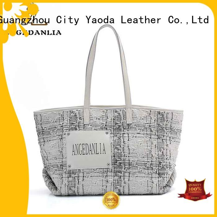 ANGEDANLIA fashion wholesale canvas bags Chinese for lady