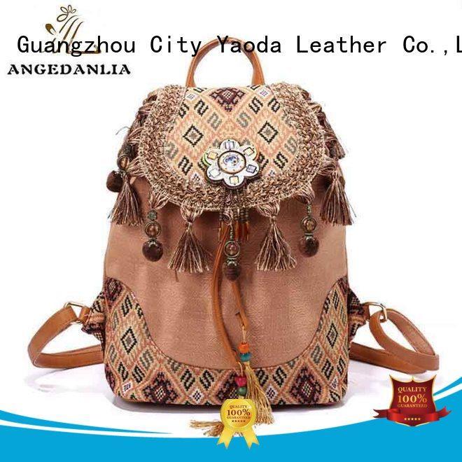 ANGEDANLIA bag boho bags wholesale supplier for women