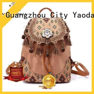ANGEDANLIA stylish bohemian tote bag shoulder for women