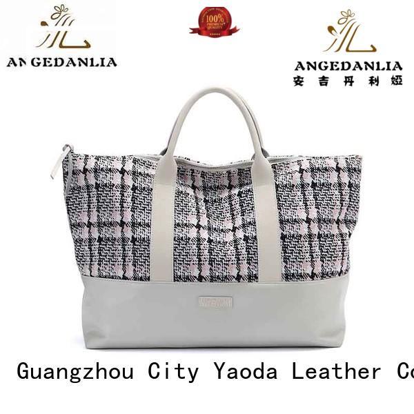 popular canvas shoulder bag cross online for travel