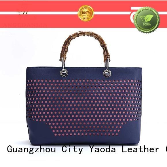 ANGEDANLIA elegant pu material bag on sale for women