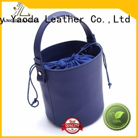 ANGEDANLIA elegant pu leather handbags manufacturer for work