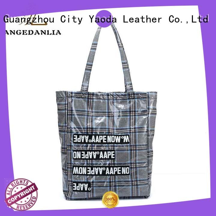 ANGEDANLIA fashion women's canvas bag online for travel