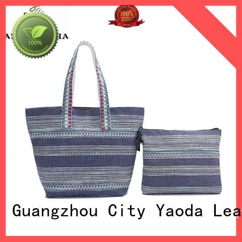 ANGEDANLIA pugenuine canvas handbags and totes online for shopping