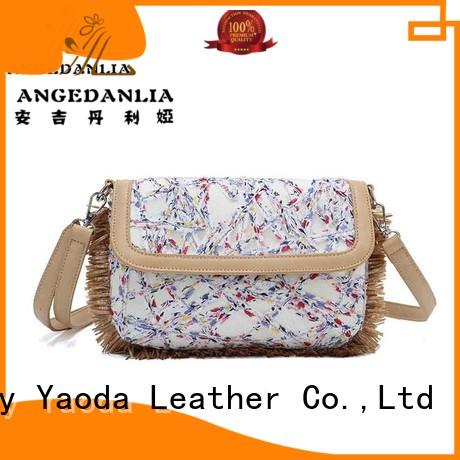 crossbody small canvas bags natural for travel ANGEDANLIA