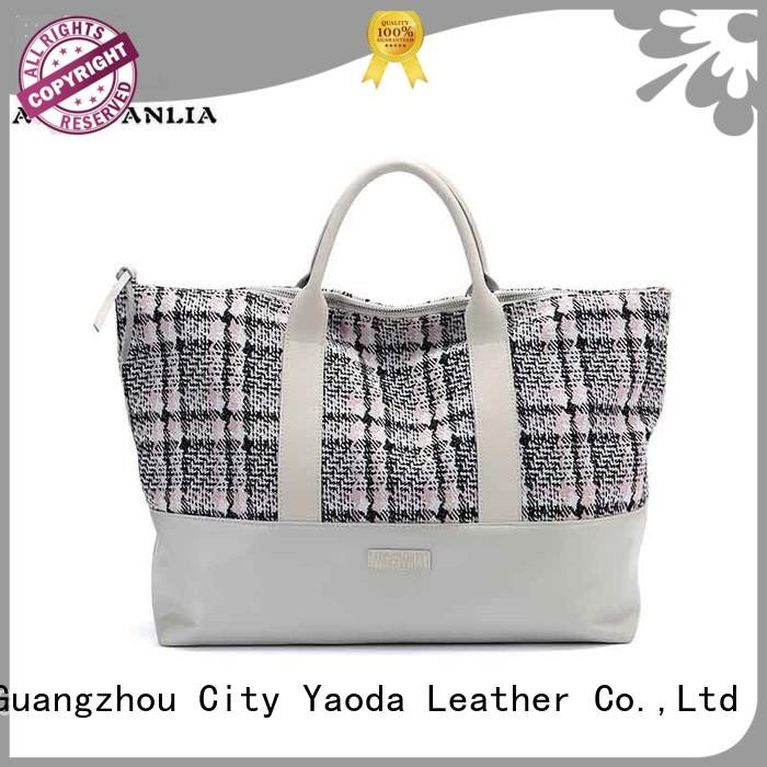 ANGEDANLIA fashion canvas laundry bag on sale for daily life