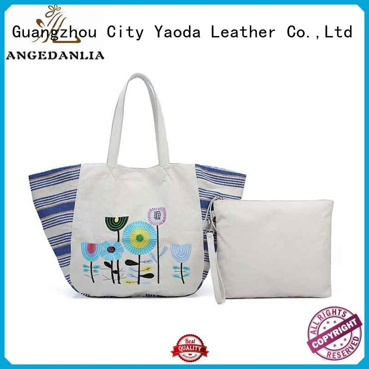 ANGEDANLIA casual canvas bag price Chinese for travel