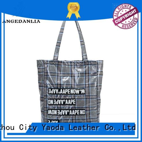 ANGEDANLIA popular canvas totes bulk Chinese for daily life
