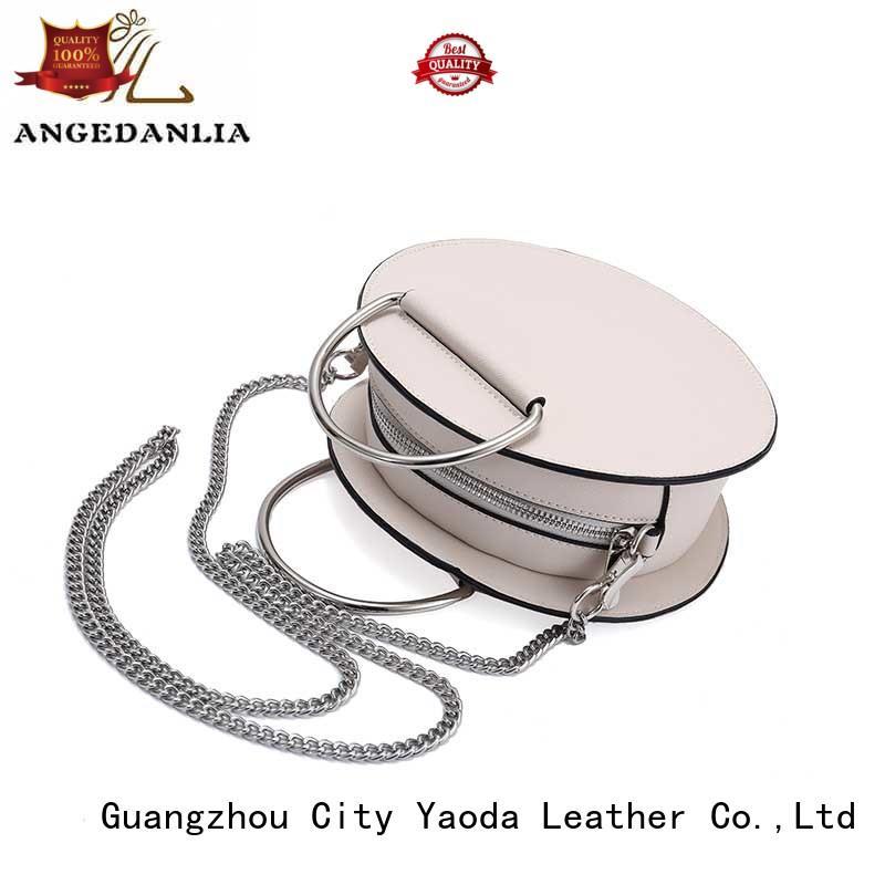 leather travel bag single for date ANGEDANLIA