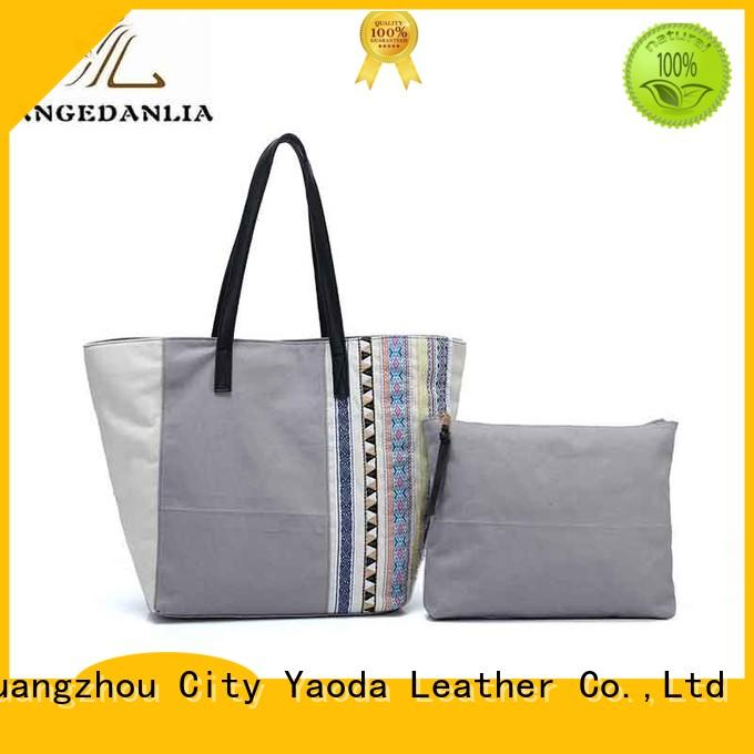 pu plain canvas tote bags on sale for travel