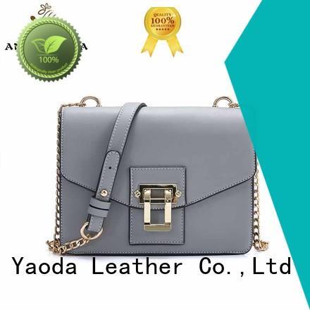 handbag pu leather handbags snakeskin for daily life ANGEDANLIA