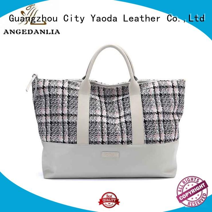 Hot canvas tote bags newest ANGEDANLIA Brand
